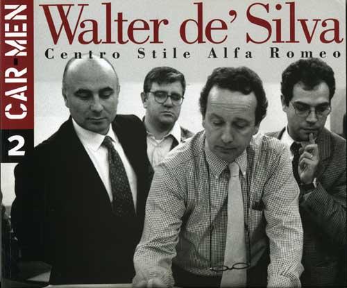 WALTER DE SILVA ALFA ROMEO