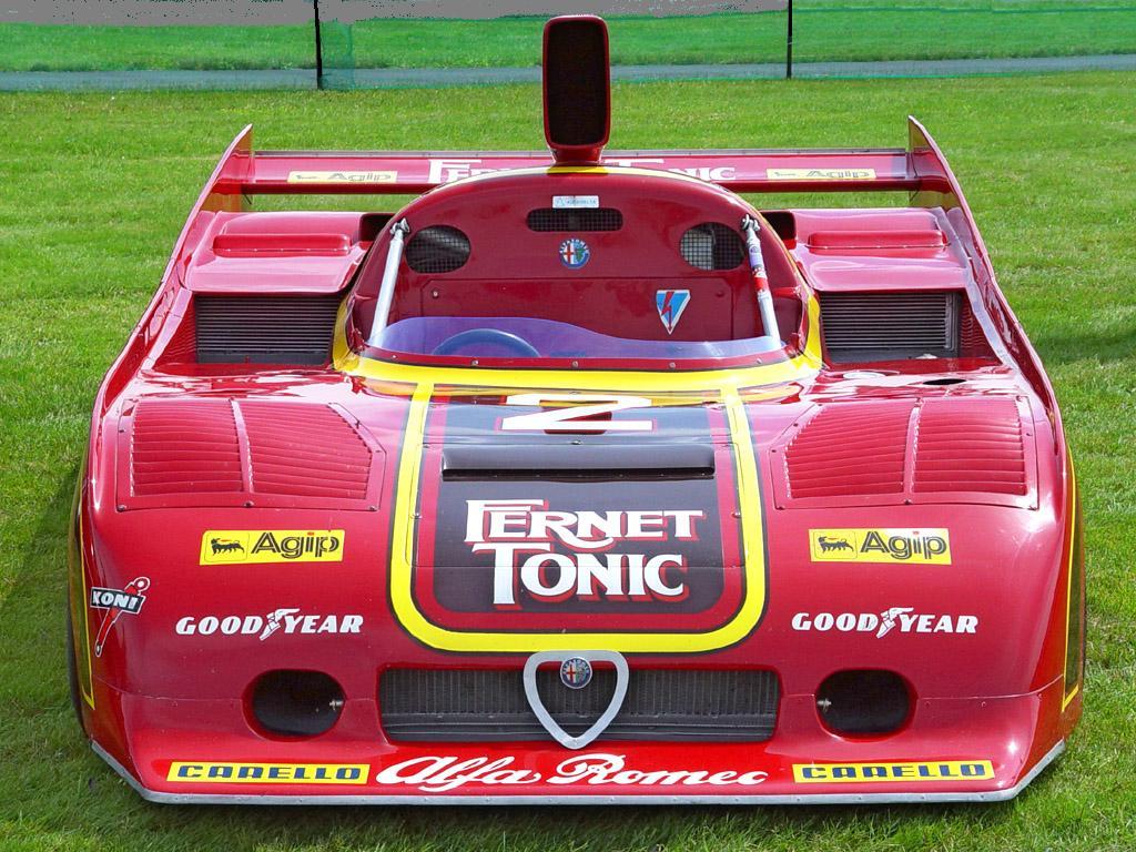 L'Alfa Romeo è impegnata nelle